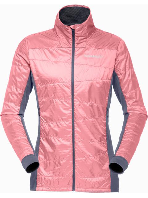 Norrøna W's Falketind Alpha60 Jacket Geranium Pink